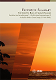 Executive Summary - The Scientific Basis of Climate Change